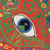 13TH FLOOR ELEVATORS「THE PSYCHEDELIC SOUNDS OF THE 13TH FLOOR ELEVATORS」