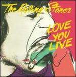 ROLLING STONES「LOVE YOU LIVE」