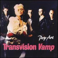TRANSVISION VAMP「POP ART」